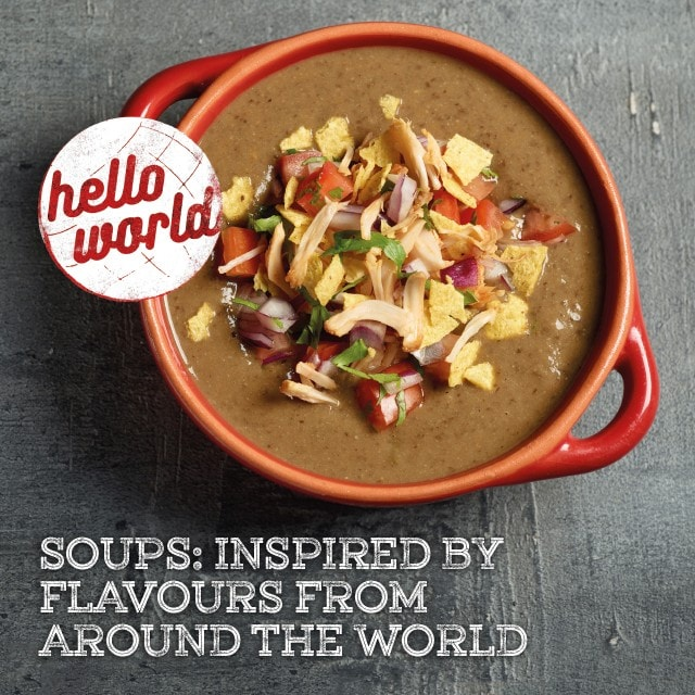 Soup Around The World