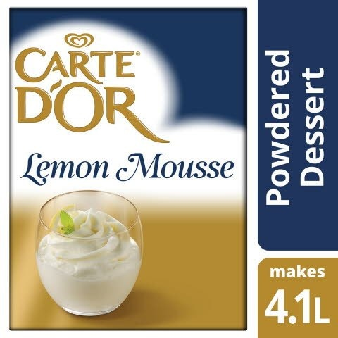 Carte D'Or Lemon Mousse 600g