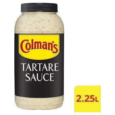 Colman's Tartare Sauce 2.25L -