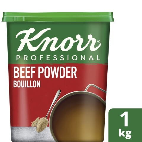 Knorr® Professional Beef Powder Bouillon 1kg