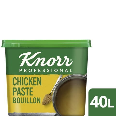 Knorr® Professional Chicken Paste Bouillon 40L -