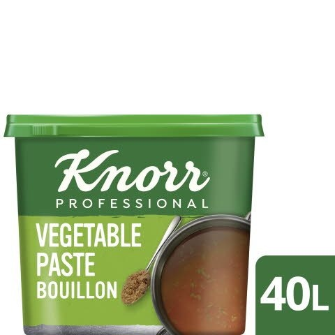 Knorr® Professional Vegetable Paste Bouillon  40L -