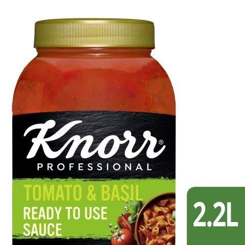 Knorr Tomato & Basil Sauce 2.2L -