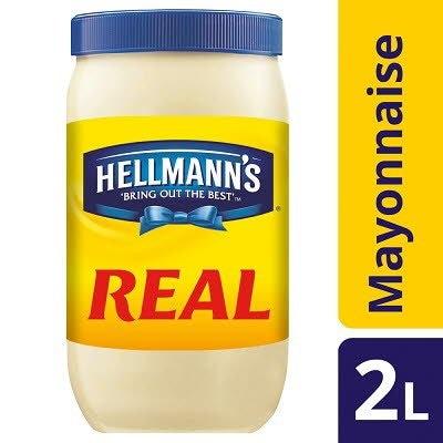 Hellmann's Real Mayonnaise 2L -