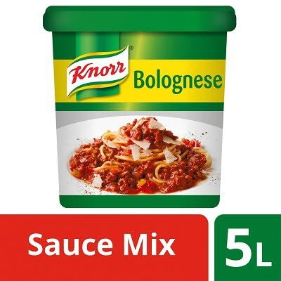 Knorr Bolognese Sauce Mix 5L -