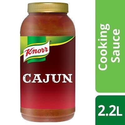 Knorr Cajun Sauce 2.2L -