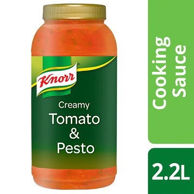 Knorr Creamy Tomato & Pesto 2.2L