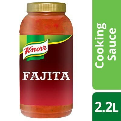 Knorr Fajita Sauce 2.2L -
