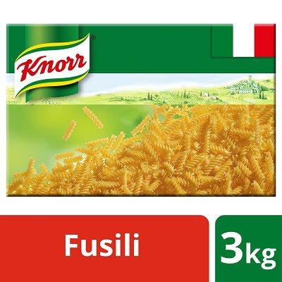 Knorr Pasta Fusilli Spirals 3kg