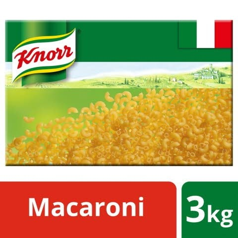 Knorr Pasta Maccheroni 3kg -