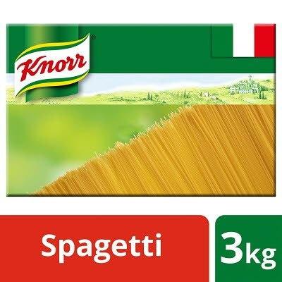 Knorr Pasta Spaghetti 3kg -