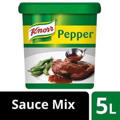 Knorr Pepper Sauce Mix 5L