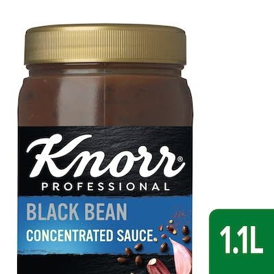 Knorr Professional Blue Dragon Black Bean Concentrated Sauce 1.1L -