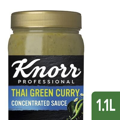 Knorr Professional Blue Dragon Thai Green Concentrated Sauce 1.1L