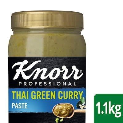 Knorr Professional Blue Dragon Thai Green Curry Paste 1.1kg -
