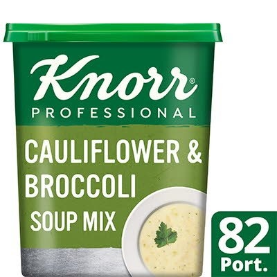 Knorr Professional Cauliflower & Broccoli Soup 14L -