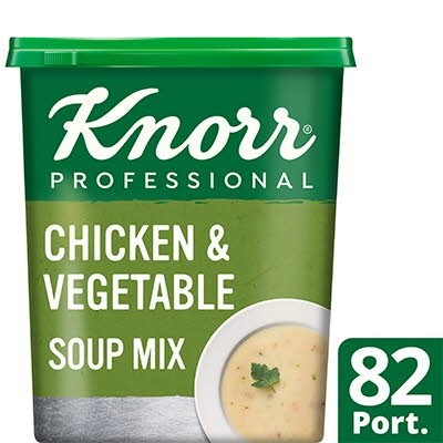 Knorr Professional Chicken & Vegetable Soup 14L -