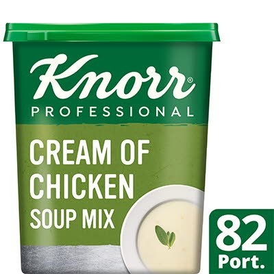 Knorr Professional Cream of Chicken Soup 14L -