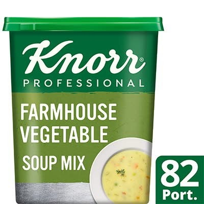 Knorr Professional Farmhouse Vegetable Soup 14L -