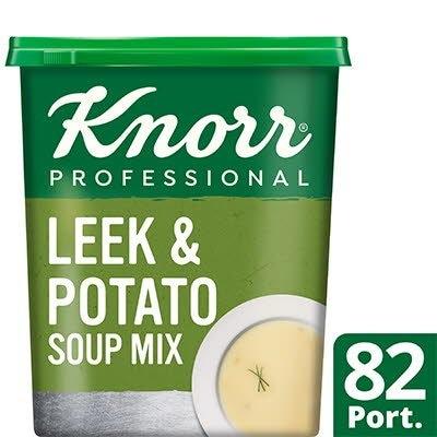 Knorr Professional Leek & Potato Soup 14L -