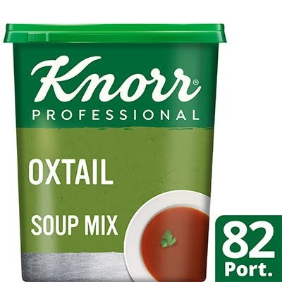 Knorr Professional Oxtail Soup 14L