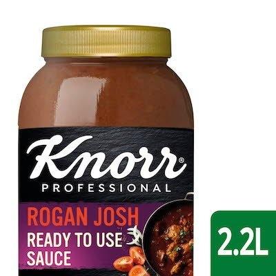 Knorr Professional Patak's Rogan Josh Ready To Use Sauce 2.2L -