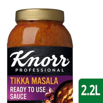 Knorr Professional Patak's Tikka Masala Ready To Use Sauce 2.2L -